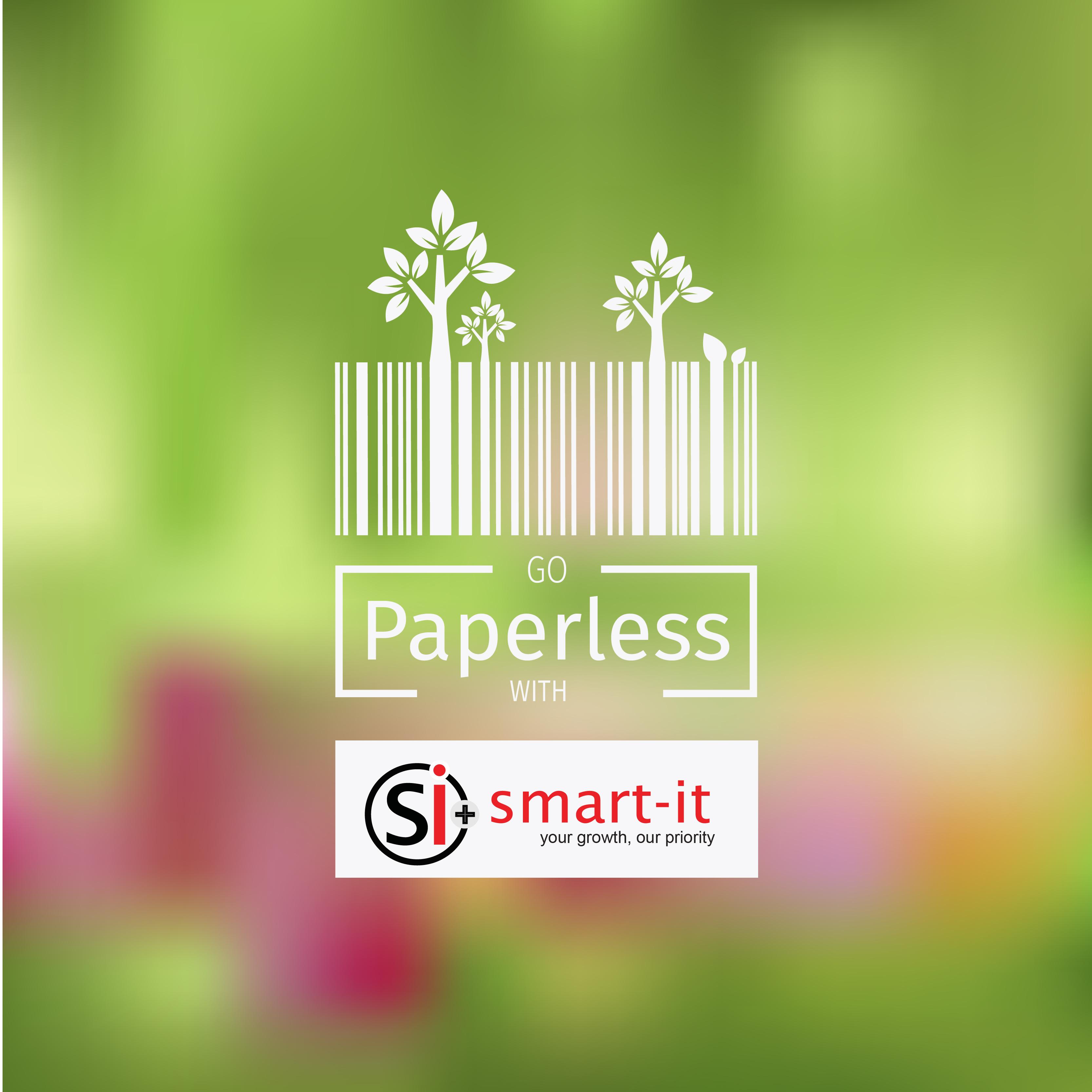 Paperless enviroment